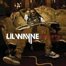 LIL WAYNE (REBIRTH CD - SEALED + FREE POST)