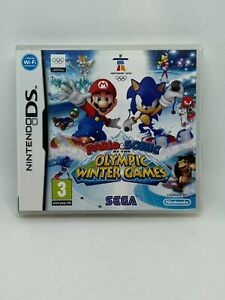 Mario and Sonic at the Olympic Winter Games - Nintendo DS - FREE DELIVERY!