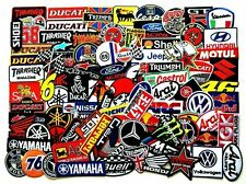 40 NEW RANDOM CAR/AUTO/GAS/OIL Easy Sew/Iron On WHOLESALE 3 to 4 Inch PATCHES