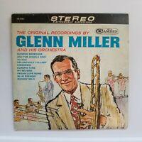 GLENN MILLER-The Original Recordings Stereo CAMDEN LP tub6