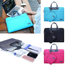 Laptop Sleeve Pc Bag Briefcase Handbag Carrying Case for Macbook Men Women Gift