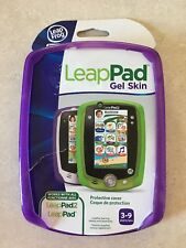 NEW! LeapPad 2 Gel Skin Protective Cover Purple, Leap Frog Leap Pad Accessories
