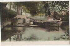 Wishing Well Upwey, Dorset, F.G.O. Stuart 1088 Postcard B807