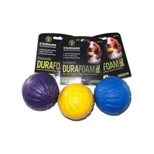 Starmark Durafoam Ball Dog Toy | Dogs