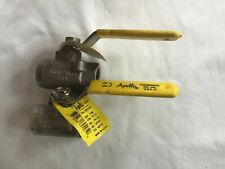 "Apollo 1/2"" Ball Valves,,76-103-01, CF8M, 2000 WOG, 316SS,,NEW,2"