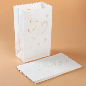 Wedding Hollow Candle Paper Bag Crafts Dinner Banquet Dinner Wedding Arts CZ