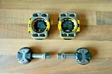 Speedplay Zero Stainless Steel Road Pedals with cleats - Black
