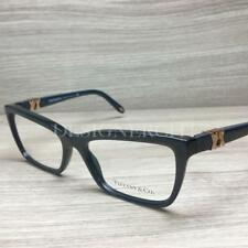 6653034c36fd Tiffany   Co. TF 2137 Eyeglasses Glittered Grey Gold 8211 Authentic 52mm