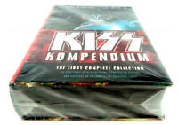 KISS KOMPENDIUM THE FIRST COMPLETE COLLECTION BY PAUL STANLEY & GENE SIMMONS NEW