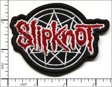 20 Pcs Embroidered Iron on patches Slipknot Music Band AP056dC