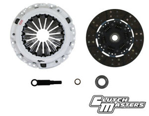 Clutchmasters FX100 for 89-96 Nissan 300ZX 3.0L Twin Turbo HD Steel-Backed Disc
