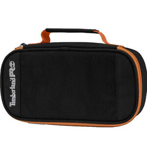 Timberland Pro Travel Utility Kit Organizer Heavy Duty Nylon black One Size