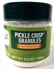 Ball Pickle Crisp Granules, Eliminates Presoaking In Lime Juice, 5.5 oz