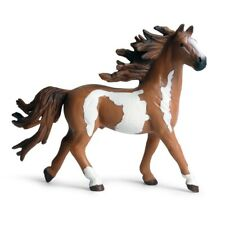 Simulation Horse Figurine Collection Toy Pvc Animal Horse Model Doll Wild A Y8B1