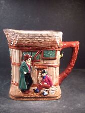 Royal Doulton OLIVER TWIST TANKARD OR PITCHER Green Backstamp