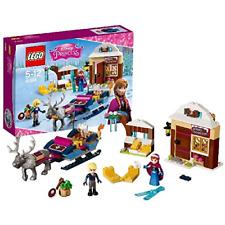 LEGO - 41066 - Disney Princess  - Jeu de Construction - Le Traîneau d'Anna et Kr
