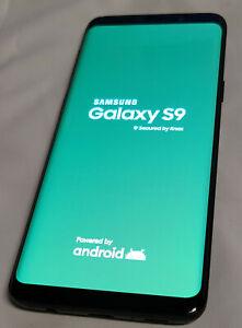 Samsung Galaxy S9 64GB Tmobile **read description**