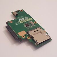 ASUS K50IN SATA Festplatten Anschluss Connector Card Reader Board 60-NVKCR1000