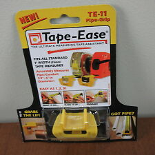 T-11 Pipe-Grip Tape Ease The Tape Measuring Assistant For Measuring Pipe
