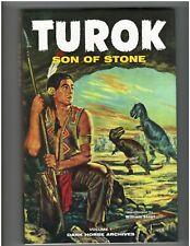 TUROK SON OF STONE ARCHIVE Vol 1 HC Dark Horse 9.6 NM+