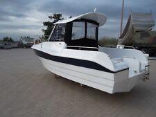 540 Pilothaus Kajütboot  Motorboot  Angelboot  Neu ( nicht Texas 540 )