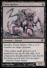 4x Fume Spitter Scars of Mirrodin MtG Magic Black Common 4 x4 Card Cards