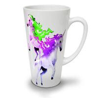 Unicorn Stylish NEW White Tea Coffee Latte Mug 12 17 oz | Wellcoda