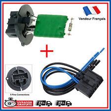 Résitance de Chauffage pour Citroen C3 Hdi Xsara Picasso Peugeot 206 307 6450JP