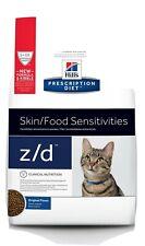 Hills Z/D Low Allergen Cat Food