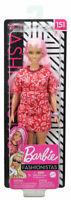 Fashionistas Doll Curvy Pink Hair  - PRE-ORDER!