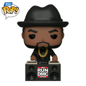 Funko Pop! Rocks - Run DMC - Jam Master Jay Vinyl #201 **NEW**