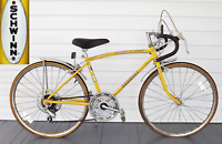 Chicago Schwinn APPROVED Collegiate Sport GT-120 Shimano FF BIKE 1 OF A KIND