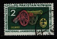 Pakistan 1960 2a National Jamboree SG121 Used
