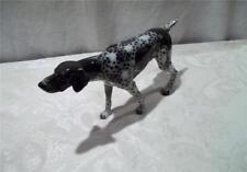 Vintage ROSENTHAL Porcelain Shorthaired Pointer Hunting Dog Figurine LRG GERMANY