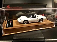1/43 BBR Ferrari Dino 246 GTS White CDLxxx #02/15 n MR AMR NEW SOLD OUT