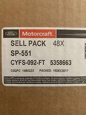 (8) Spark Plug MOTORCRAFT SP-551 fits 2018 Ford F-150 5.0L-V8