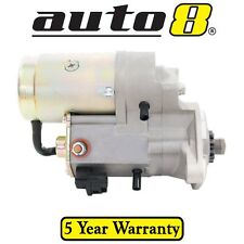 BRAND NEW STARTER MOTOR TO FIT TOYOTA LANDCRUISER PRADO 3.0L TURBO DIESEL 1KZ-TE