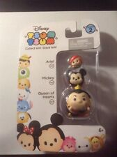 Disney Tsum Tsum Aerial Mickey Mouse Queen Of Hearts Character Pack Series 2