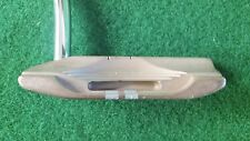 "UNIQUE ONE OF A KIND BEAUTIFUL BRASS PUTTER 34 1/2"" LONG GR8 PUTTER"