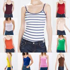 ZARA Women Fashion Top Camisole Top Tank Cami S M L