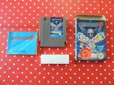 Mega Man 3 Nintendo NES in OVP mit Anleitung