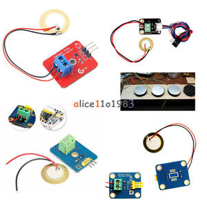 Drum Piezo Ceramic Vibration Sensor Analog Piezoelectricity For Arduino Uno Rev3
