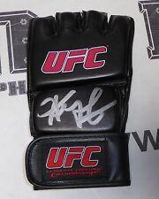 Kenny Florian Signed UFC Glove PSA/DNA COA Autograph 136 101 64 131 118 107 91