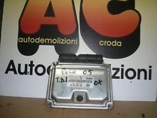 Centralina motore VOLKSWAGEN AUDI SEAT SKODA 0281011241