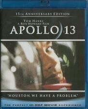 Apollo 13 (Blu-ray Disc, 2010, 15th Anniversary Edition Bilingual)