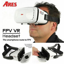 3D Virtual Reality VR Glasses Headset Box Helmet for Google Samsung iPhone