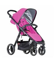 Phil & Teds Stroller phil&teds Smart Buggy,  Raspberry Lightweight Pink NEW