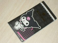 2010 Sanrio Melody KUROMI Business Credit card holder 24 pocket