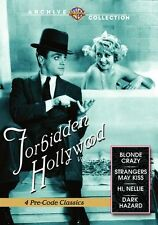 FORBIDDEN HOLLYWOOD COLLECTION 8 (4 disc set)  Region Free DVD - Sealed