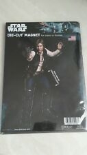 Star Wars Hans Solo Die-Cut Magnet - Disney - New